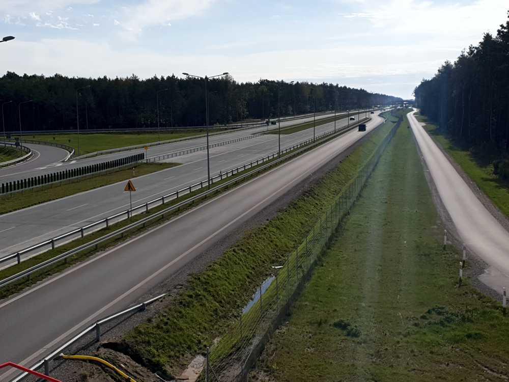 S17 Warszawa - Lublin